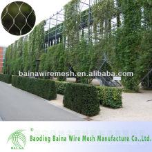 Künstlicher Heckenzaun für grüne Wand