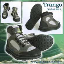 Wholesale Top Grade Stock Available Fly Fishing Wading Boots