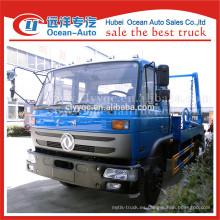4x2 dongfeng 8cbm camión de basura