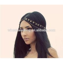Vente en gros Chaussure de bijoux pour cheveux indiens