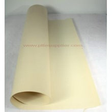 Película superior de PTFE Coated Glassfiber Construction