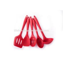 Design de cozinha de silicone de qualidade alimentar e material de nylon