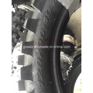 Motocicleta Cross neumático 120/90-19