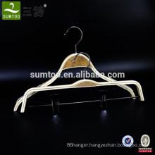laminated wood hanger for garment shop