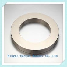 Nickel Plating Neodymium Permanent Ring Magnet
