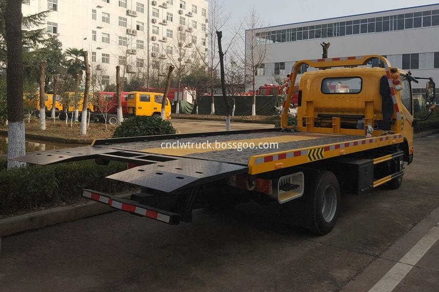 Motorcycle Towing vehicle 5