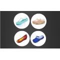 Automatic RotAry Crystal Slippers