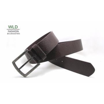 Fashion Basic Genuine Top Leather Men′s Belt Lky1201
