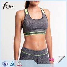 Gym Sport BH Mode Spandex Sportbekleidung BH