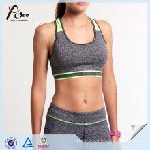 Gym Sports Bra Fashion Spandex Sportswear Bra