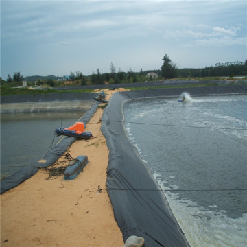 1,5 мм HDPE Geomembrane Pond Liner for Water Tank