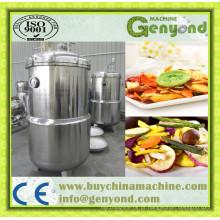Frutas e Vegetais Vacuum Frying Machine