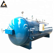 New Full Automatic Trade Electric Heating Air Full Automatic Autoclave Rubber Vulcanization