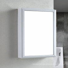 Factory bath Room stainless steel cabinet with white Mirror Door For Bathroom