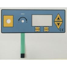 Печатная клавиатура управления печатной клавиатурой Переключатель мембранной клавиатуры