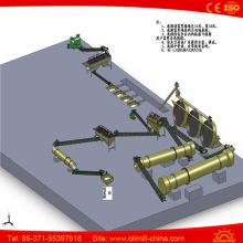 Chicken Cow Manure Fertilizer Granulator Pellet Organic Making Machine
