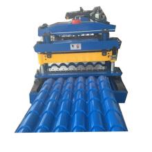 Floor Decking Roll Forming Machine Metal Steel Foor Tile Making Machine