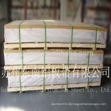Aluminiumblech 6061 T6 China Lieferanten
