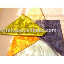 Bazin riche Tissu de brocart de Guinée Damassé