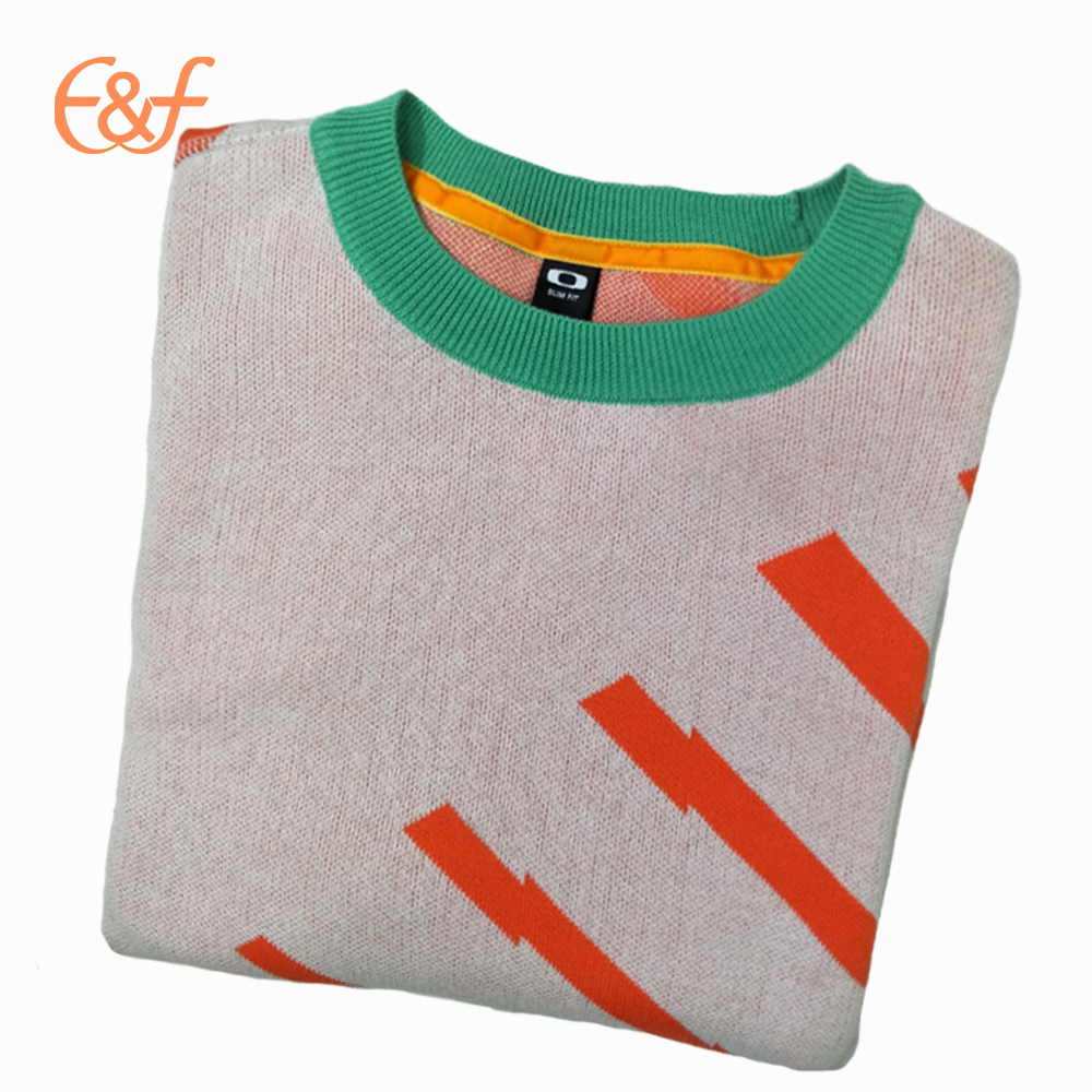 Fashion Design Sweater for Men