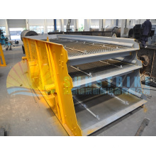 Low Price Yk Series Vibrating Screen with Good Quality