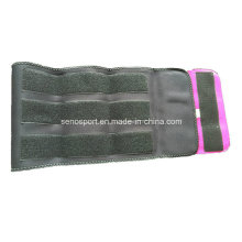 Good Quality Neoprene Slimming Waist Trimmer Belt with Velcro (SNWS15)
