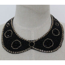 Ladies Fashion Crystal Chunky Necklace Collar (JE0175)