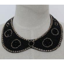 Senhoras moda cristal chunky colar colar (je0175)