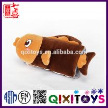 Creative fish shape hot water bag wholesale