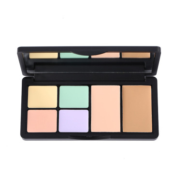 Concealer Foundation Makeup Blush Creme Palette