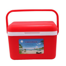 8L grande aquecedor de alimentos de plástico / Cooler Box