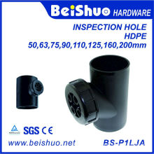 Water Pipe Fitting Inspection Hole Fitting Pipe