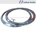 Light Type Slewing Bearing WD Series ball bearings Ball Slewing Bearing Hydraulic Retaining Rings