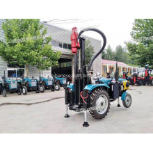 Agriculture mine soil drilling machine tractor 180m