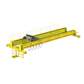 Ce/Iso Certified 20Ton Double Girder Workshop Overhead Crane