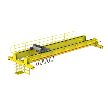 20ton Double Girder Electric Overhead Bridge Bridge Crane