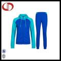 High Quallity New Style CVC Frauen Jogging Anzug Sport Tracksuit