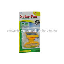Solar Toy Solar Fan 2 in One