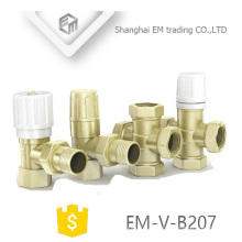 ЭМ-Фау-B207 всех видов Манул термостатический Клапан радиатора