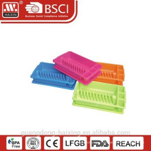 Hot Selling Kitchen Plastic Dish Rack /Wire rack