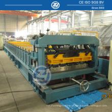 A telha vitrificada automática lamina a formação da máquina com ISO