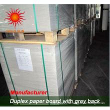 Großverkauf der fabrik Doppelseite Papierkern