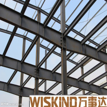 Wiskind Q235 e Q345 Metal Steel Shed