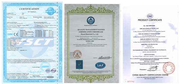 waterflosser certificate