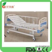 3 postion cama de hospital ajustável em altura