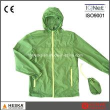 Летом быстросохнущие солнца защиты UV40 + кожа куртка