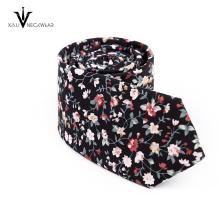 Corbata famosa de la marca de fábrica de la corbata 100% del algodón para los hombres