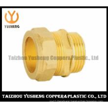 Male Brass Pipe Fittings (YS3102)