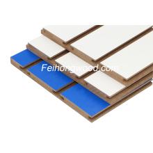Желобчатых МДФ (средней плотности firbreboard) для мебели и Decratioin