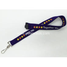 Sublimation Lanyard With Logo For Wholesale